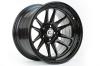 Cosmis Racing XT-206R Black Wheel 17x9 +5mm 5x114.3