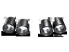 Akrapovic 10-14 Porsche Cayenne (958) Tail Pipe Set (Carbon)