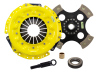 ACT 1990 Nissan 300ZX XT/Race Rigid 4 Pad Clutch Kit