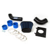BBK 86-93 Mustang 5.0 Cold Air Intake Kit - Fenderwell Style - Blackout Finish