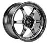Cosmis Racing XT-006R Black w/ Machined Spokes Wheel 18x9 +35mm 5x114.3