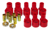 Prothane 00-06 Dodge Neon Rear Control Arm Bushings - Red