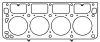 Cometic 09+ GM LS9 4.100in Bore .051 thick MLS RHS Head Gasket