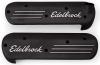 Edelbrock Coil Cover GM Gen 3 LS1 Black Coated