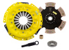 ACT 1981 Nissan 280ZX HD/Race Rigid 6 Pad Clutch Kit
