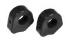 Prothane 02-05 Chevy Trailblazer Front Swaybar Bushings - 24mm - Black