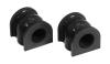 Prothane 02 Acura RSX Rear Sway Bar Bushings - 19mm - Black