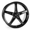 Cosmis Racing R5 Black Wheel 18x8.5 +40mm Offset 5x108