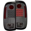 ANZO 1997-2003 Ford F-150 LED Taillights Smoke G2