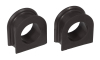 Prothane 02-03 Chevy Trailblazer Front Swaybar Bushings - 46mm - Black