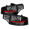 Spyder Audi A4 4Dr 06-08 LED Tail Lights Black ALT-YD-AA406-G2-LED-BK