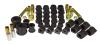 Prothane 06-11 Honda Civic Total Kit - Black
