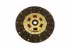 McLeod Disc 11inX1-1/8X26 Sprung Hub Organic Perf For Pull Clutch