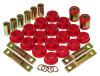 Prothane 01-02 Honda Civic Rear Control Arm Bushings - Red