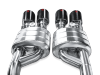 Akrapovic 06-11 Chevrolet Corvette ZO6/ZR1 (C6) Evolution Line Cat Back (SS) (Req. Tips)