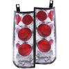 ANZO 1996-2002 Gmc Savana Taillights Chrome