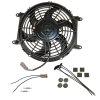 BD Diesel Universal Transmission Cooler Electric Fan Assembly - 10 inch 800 CFM