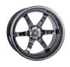 Cosmis Racing XT-006R Black Chrome Wheel 20x11 +5mm 5x114.3