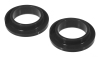 Prothane 00-04 Ford Focus Rear Coil Spring Isolator - Black