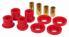 Prothane 05+ Ford Mustang Rear Lower Control Arm Bushings - Red