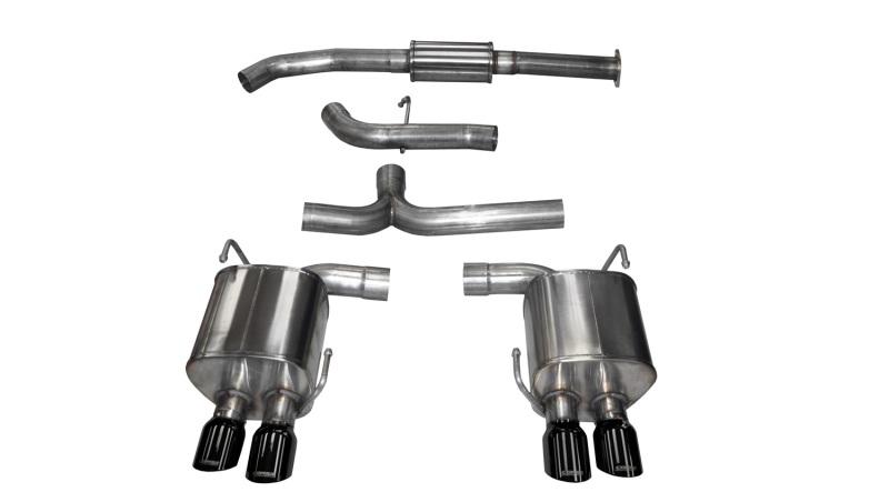 WRX Corsa Exhaust