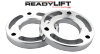 ReadyLift Suspension 07-15 GM/Chevy Silv/Sierra 1500 1.5in Fr Strut Spacer Billet Alum Leveling Kit