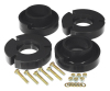 Prothane 04+ Ford F150 Front Coil Spring 2.5in Lift Spacer - Black