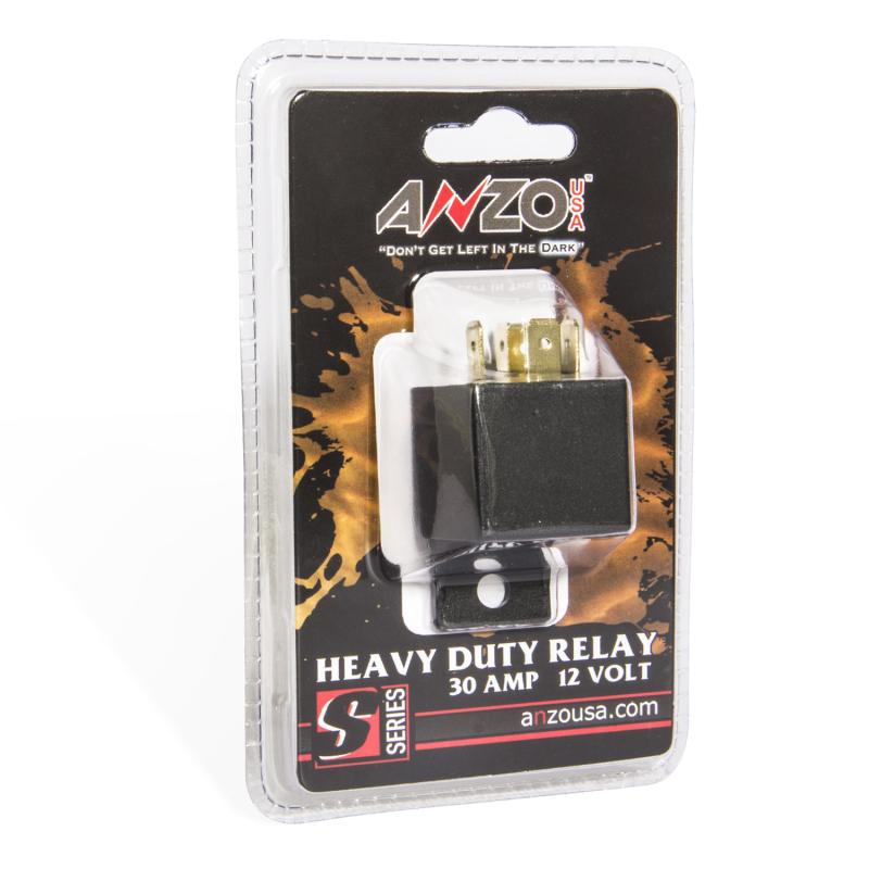 ANZ 12V 30 Amp Relay
