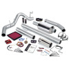 Banks Power 01 Dodge 5.9L 235Hp Ext Cab Stinger System - SS Single Exhaust w/ Chrome Tip