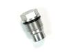 Sinister Diesel 07.5-12 Dodge Fuel Rail Plug (Race Valve)