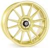 Cosmis Racing R1 Gold Wheel 18x10.5 +32mm Offset 5x114.3