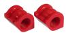 Prothane 06+ Honda Civic Front Sway Bar Bushings - 28mm - Red
