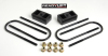 ReadyLift Suspension 03-13 Dodge Ram 2500/3500 2.0in OEM Style Rear Lift Block Kit
