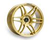 Cosmis Racing MRII Gold Wheel 18x8.5 +22mm 5x100