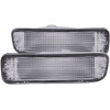 ANZO 1995-1997 Toyota Tacoma Euro Parking Lights Chrome