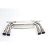 Dinan Free Flow Stainless Steel Exhaust -BMW X5 2013-2010 X6 2014-2010