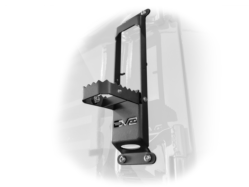 DV8 Hinge Mounted Steps