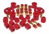 Prothane 00-04 Ford Focus/SVT Total Kit - Red