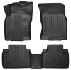 Husky Liners WeatherBeater 14 Nissan Rogue Front & Second Row Black Floor Liners