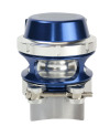 Turbosmart BOV Raceport - Universal for Supercharger - Blue (Does Not Work w/TiAL Flange)
