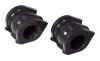 Prothane 06+ Honda Civic Front Sway Bar Bushings - 27mm - Black
