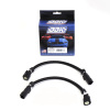 BBK 2015 Mustang GT V6 6-Pin Front O2 Sensor Wire Harness Extensions 12 (pair)