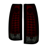 Spyder Chevy C/K Series 1500 88-98/Blazer 92-94 LED Tail Lights Red Smke ALT-YD-CCK88-LED-RS