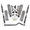 ReadyLift Suspension 07-17 Jeep Wrangler JK 4WD SST Lift Kit 4.0in Front 3.0in Rear